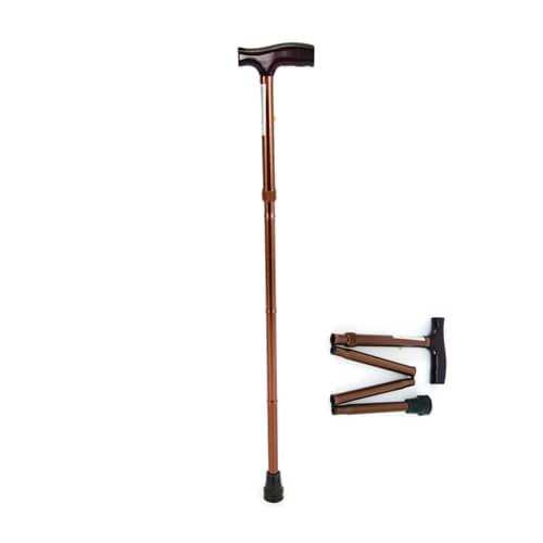 WOLLEX W927 Foldable Crutches