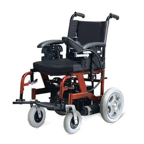 WOLLEX W127 Çocuk Akülü Tekerlekli Sandalye
