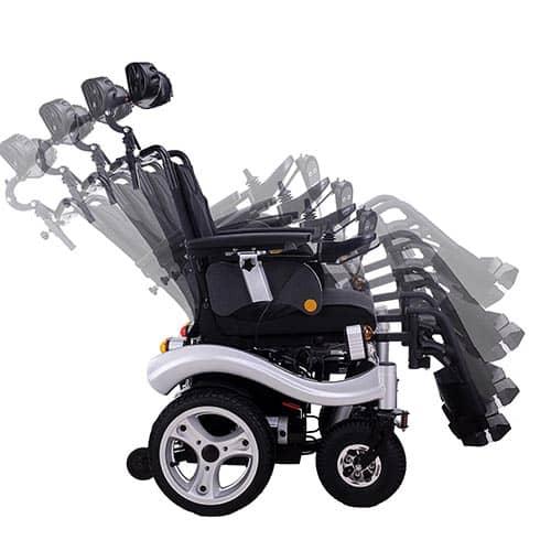 WOLLEX W165 Enjoy Akülü Tekerlekli Sandalye