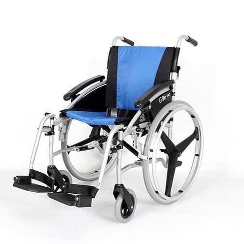EXCEL G-LITE PRO CFL Tekerlekli Sandalye 45 CM