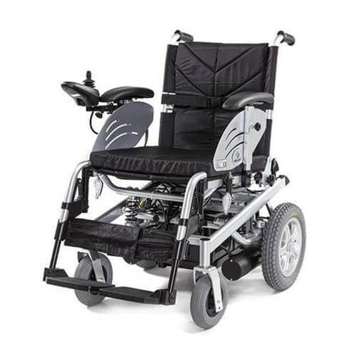 WOLLEX W123 Akülü Tekerlekli Sandalye