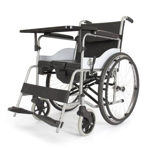 WOLLEX W216 Manual Wheelchair/Commode