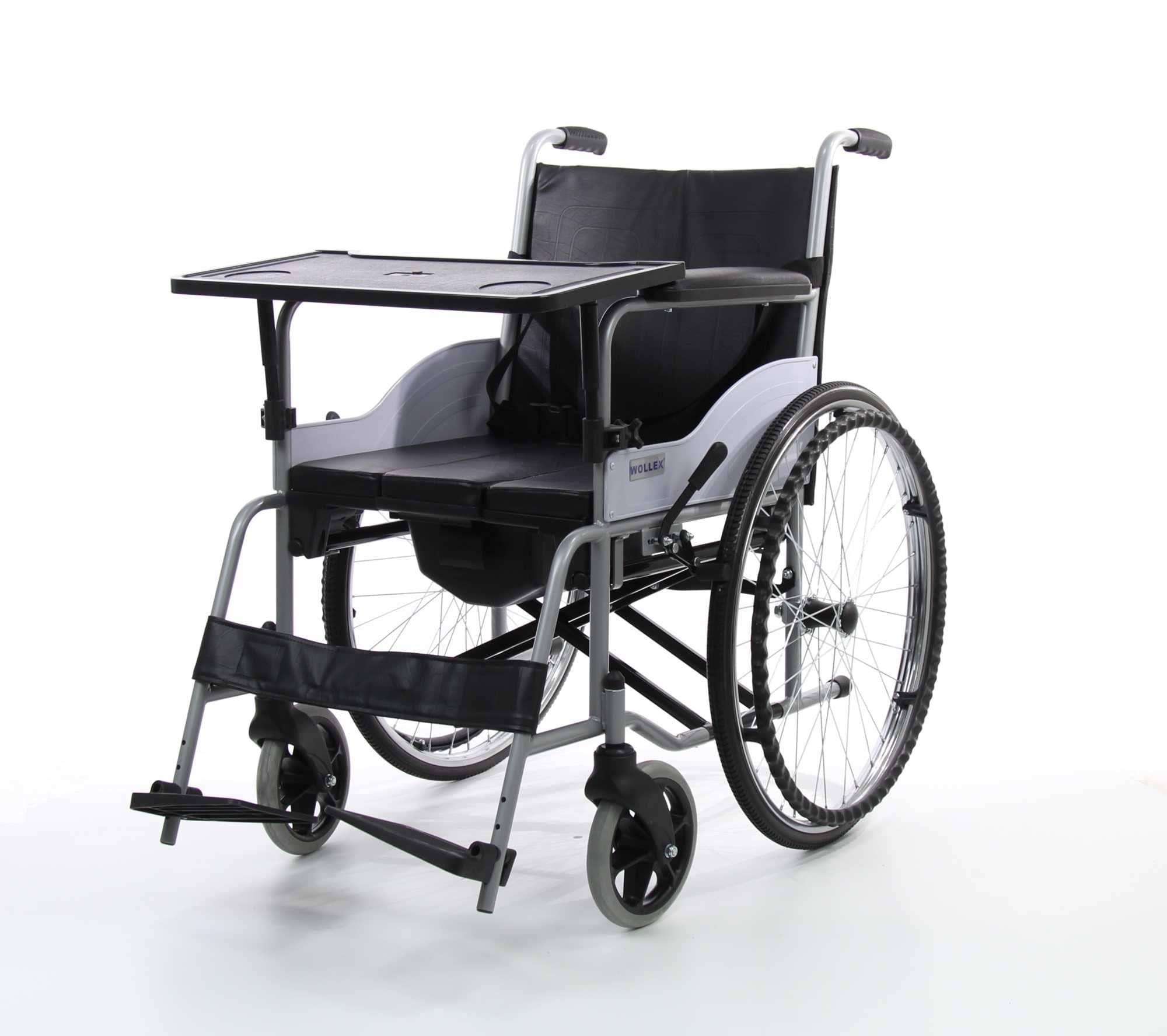 WOLLEX W216 Tekerlekli Sandalye/Klozetli