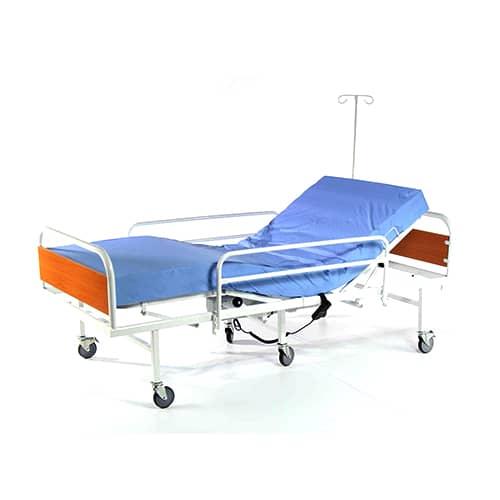 WOLLEX W303 2 Motorlu Elektrikli Hasta Karyolası