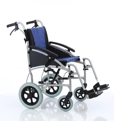 WOLLEX WG-M316 Tekerlekli Sandalye/Aluminyum