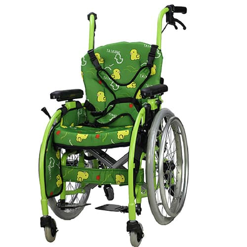 WOLLEX W983 Pediatrik MAnuel Wheelchair
