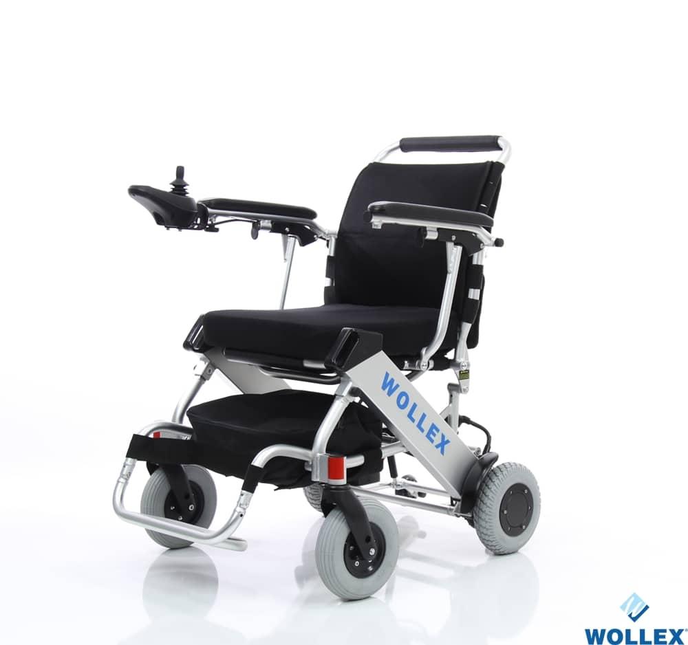 WOLLEX W807 Ultralight Akülü Tekerlekli Sandalye