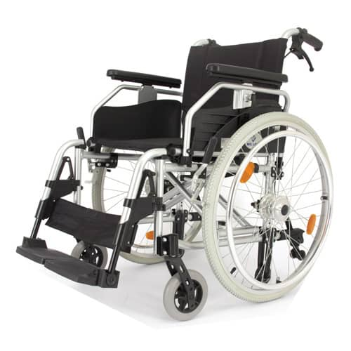 WOLLEX W205 Manual Wheelchair/Aluminium