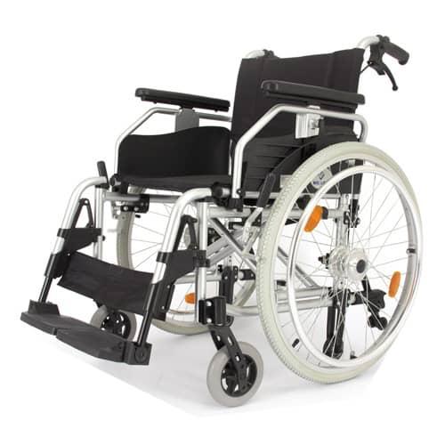WOLLEX W205 Tekerlekli Sandalye / Aluminyum