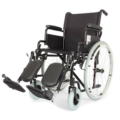 WOLLEX W312 Manual Wheelchair Ergonomic
