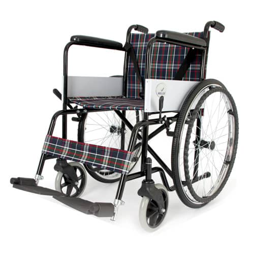 WOLLEX W210 Wheelchair