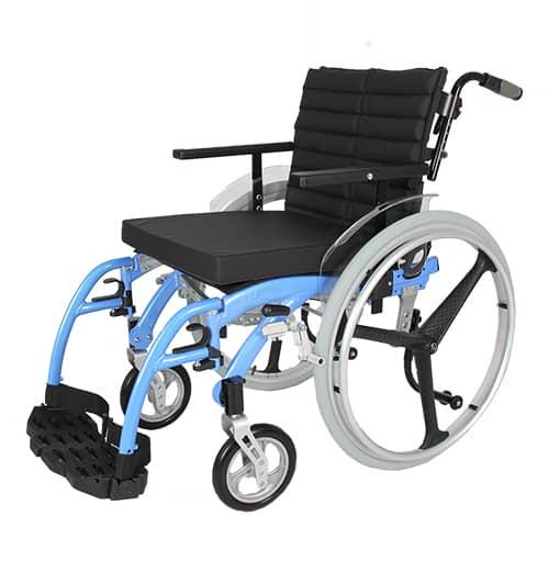 EXCEL ZP Mobil Manuel Tekerlekli Sandalye 45cm