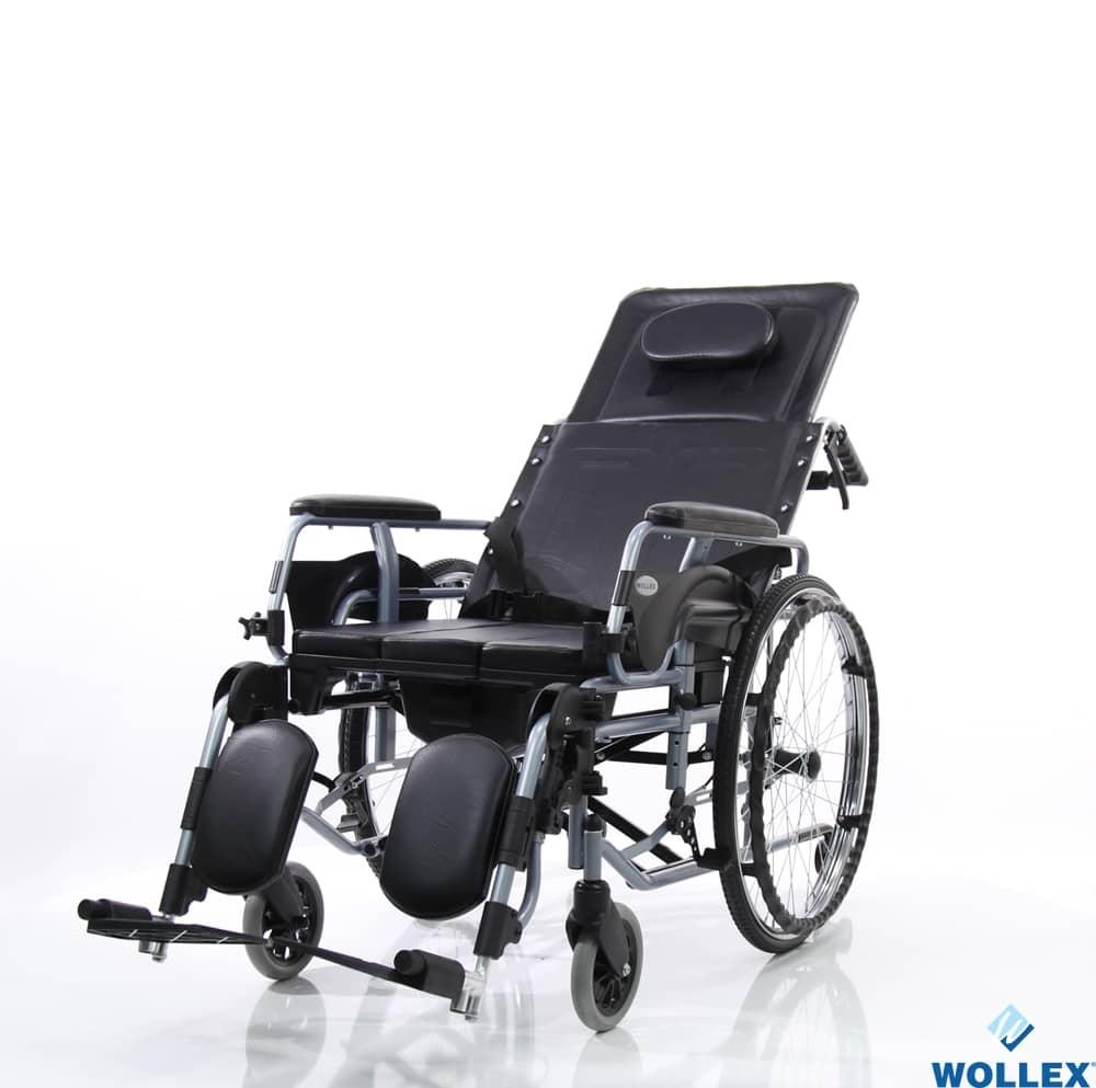 WOLLEX W213 Tekerlekli Sandalye/Özellikli