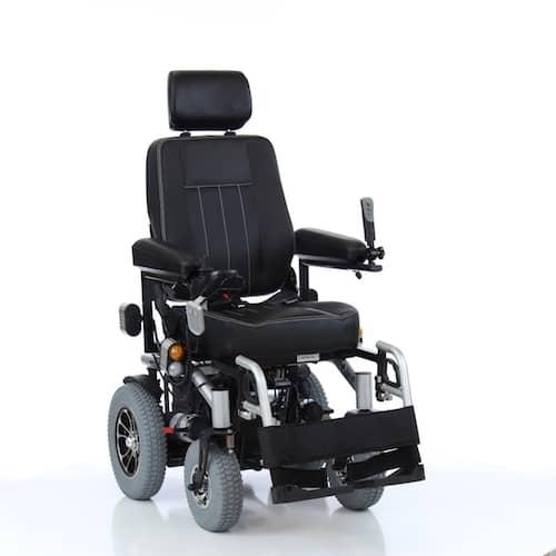 WOLLEX W168 Enjoy Akülü Tekerlekli Sandalye