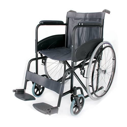 WOLLEX W809E Manuel Wheelchair