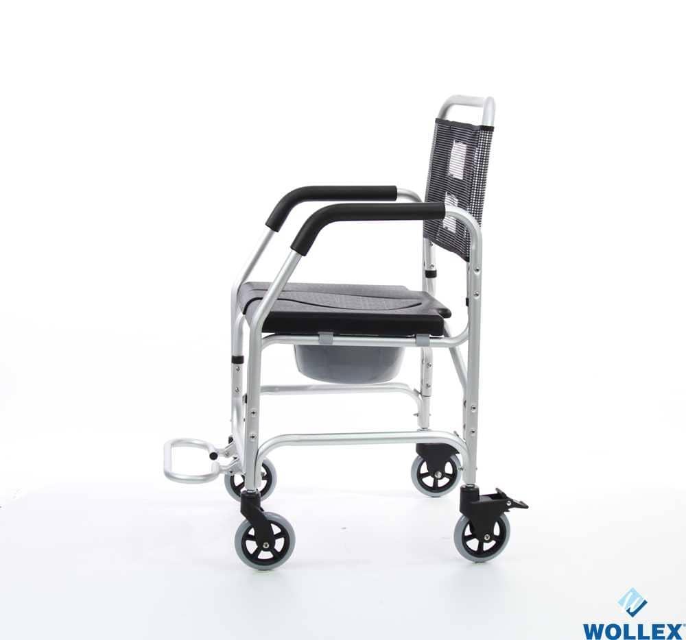 WOLLEX WG-M699 Klozetli Banyo Sandalyesi