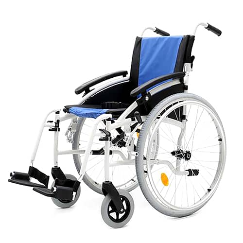 WOLLEX WG-M314 Aluminum Wheelchair