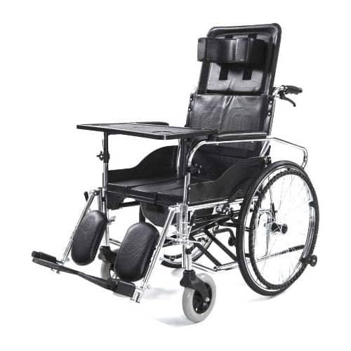 WOLLEX W123 Manual Wheelchair/Ergonomic