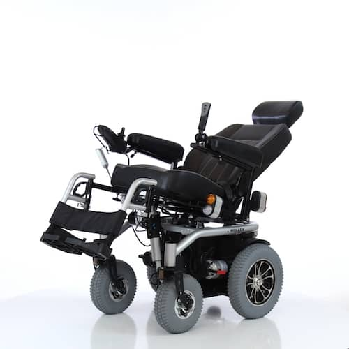 WOLLEX W168SL Enjoy Akülü Tekerlekli Sandalye