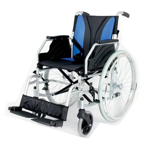 WOLLEX W217 Aluminyum Wheelchair
