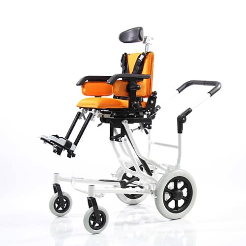 WOLLEX WG-M957 Paediatric Wheelchair