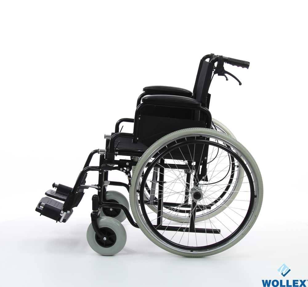 WOLLEX WG-M313 Tekerlekli Sandalye/Özellikli