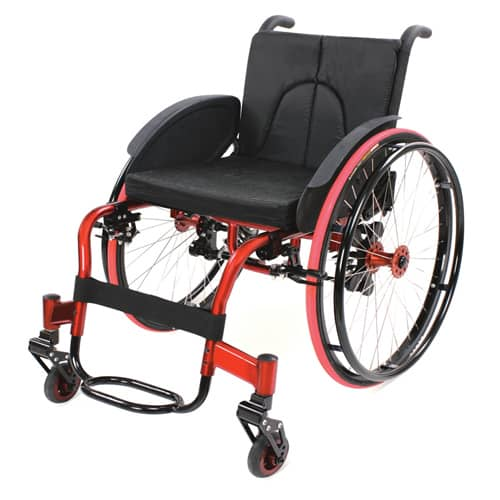 WOLLEX W734 Active Manual Wheelchair
