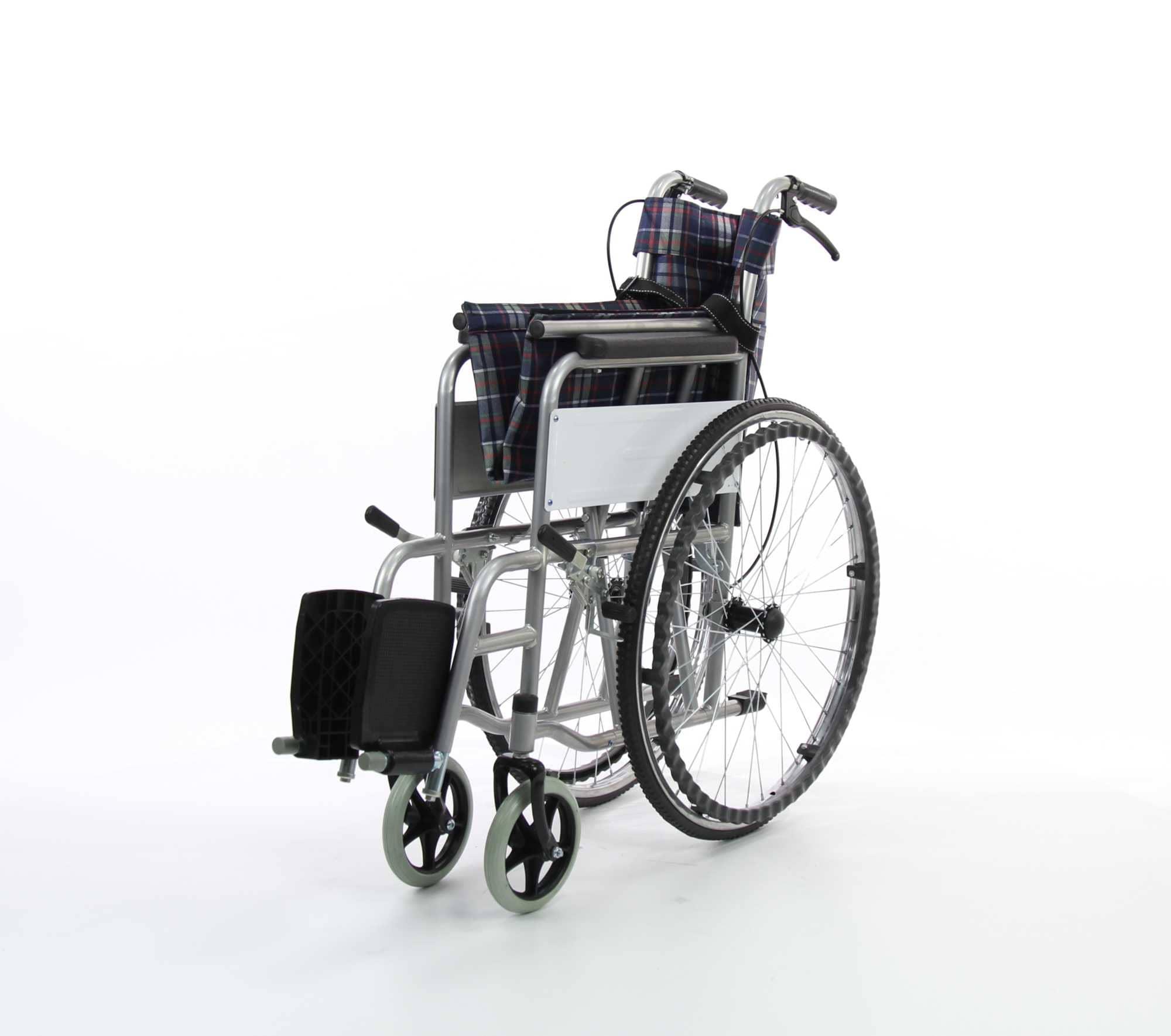 WOLLEX W210E Standart Tekerlekli Sandalye