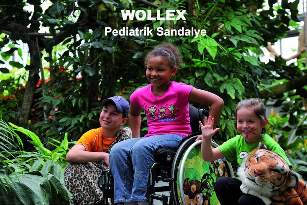 Pediatrik Tekerlekli Sandalye Niçin Önemlidir?