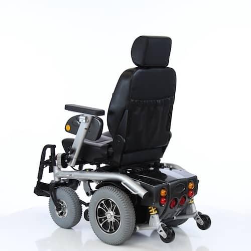 WOLLEX W169 ENJOY Akülü Tekerlekli Sandalye