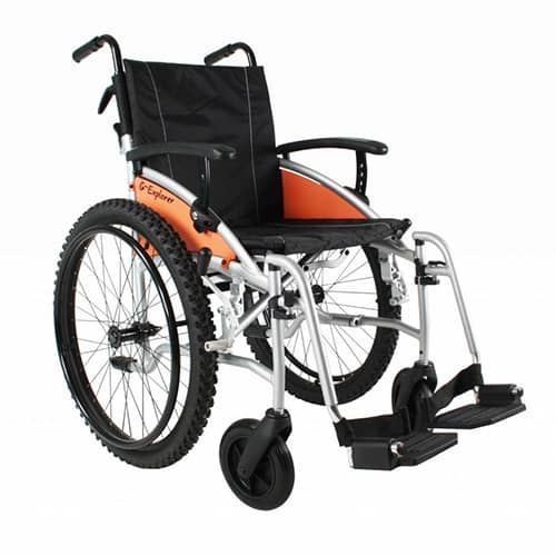 EXCEL G-EXPLORER WHEELCHAIR