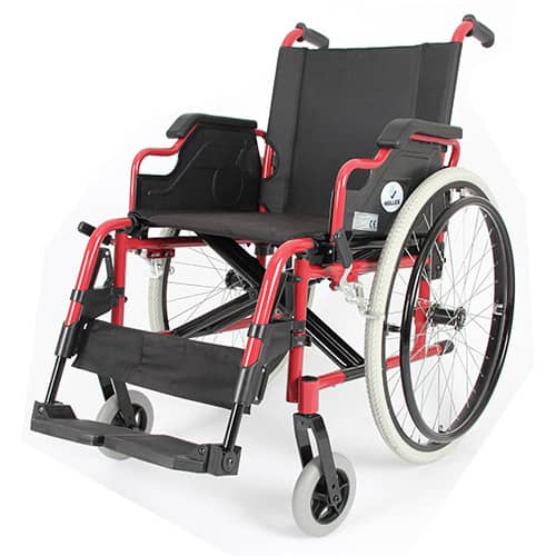 WOLLEX W903 Wheelchair