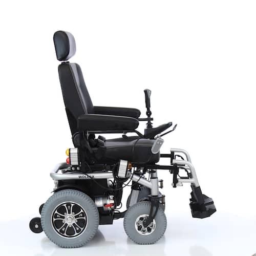 WOLLEX W168 S Enjoy Akülü Tekerlekli Sandalye