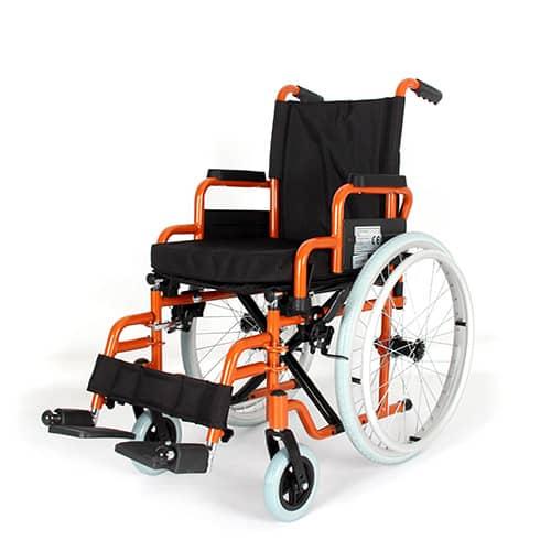 WOLLEX WG-M315 Çocuk Aliminyum Tekerlekli Sandalye