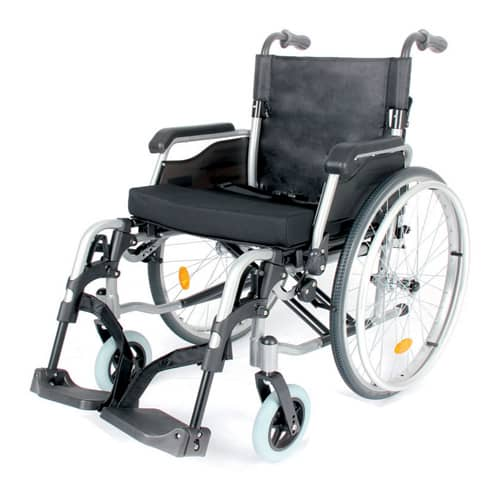 WOLLEX W466 Aluminum Wheelchair