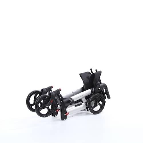 WOLLEX WG-R966 Aluminyum Tekerlekli Rollatör