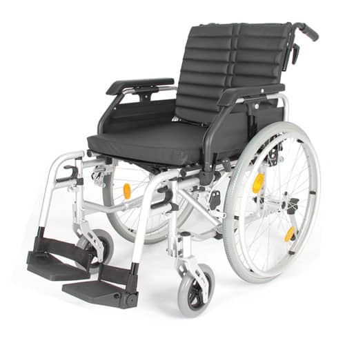 WOLLEX WG-M735 Aluminum Wheelchair