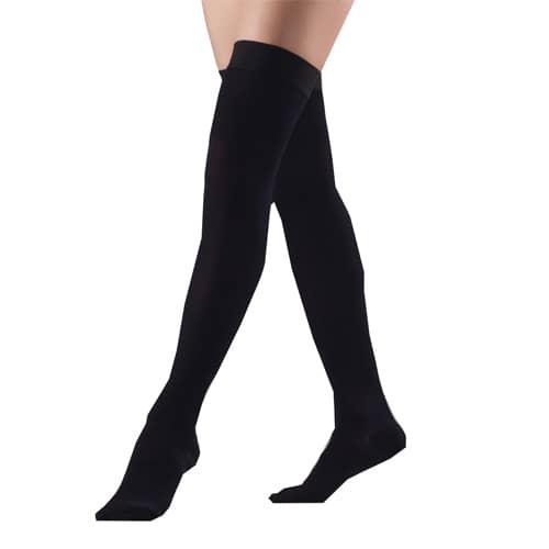 WOLLEX 860 Dizüstü Burnu Kapalı CCL 1 Siyah Varis Çorabı