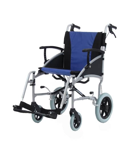 WOLLEX WG-M316 Aluminum Wheelchair