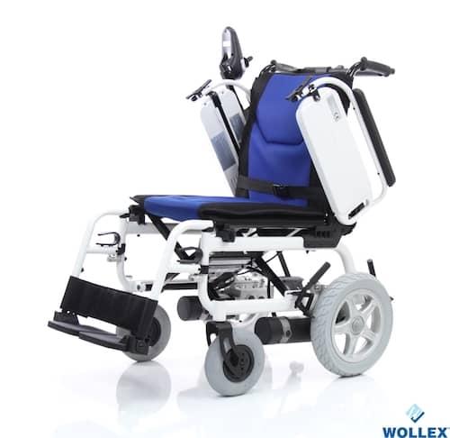 WOLLEX WG-P110 Akülü Tekerlekli Sandalye