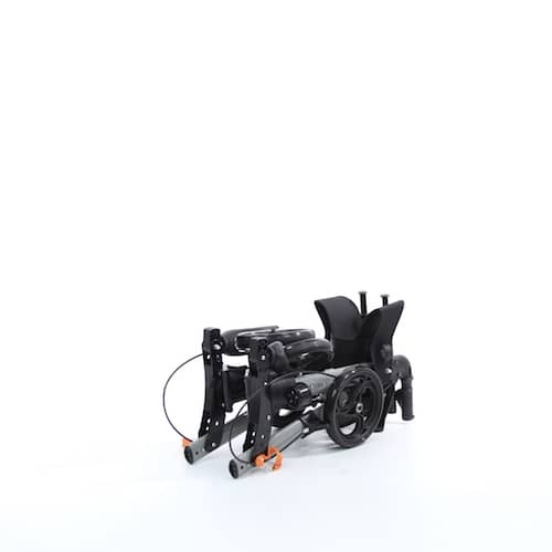 WOLLEX WG-R967 Aluminyum Tekerlekli Rollatör