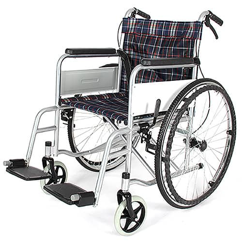 WOLLEX W210 Manual Wheelchair